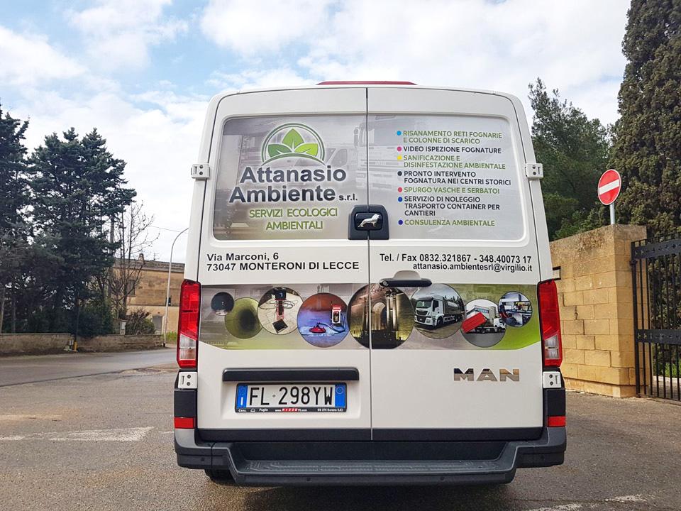 Spurgo fognature Lecce - Videoispezioni pozzi neri